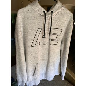 AE Graphic Pullover HEM Hoodie